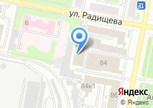Компания «АвтоСтарт» на карте