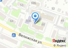 Компания «УФСИН России по Ивановской области» на карте