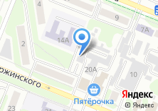 Компания «Верхняя Волга» на карте