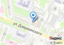 Компания «Ягода» на карте