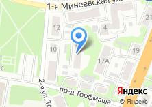 Компания «Совет территориального общественного самоуправления в Минеево» на карте