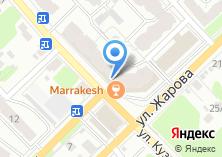 Компания «Независимый технический центр сертификации» на карте