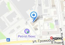 Компания «Максима-стиль» на карте