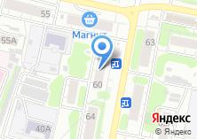 Компания «Маргаритка» на карте