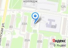 Компания «Городская управляющая организация жилищного хозяйства №6» на карте