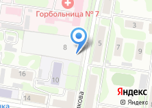 Компания «Рустекс МГ» на карте
