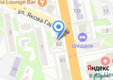 Компания «Ивановоаудит» на карте