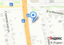 Компания «Магазин косметики и трикотажа» на карте