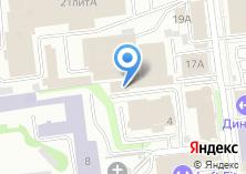 Компания «Бизнес-центр на Посадском переулке» на карте