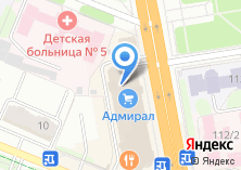Компания «Стильная ножка» на карте