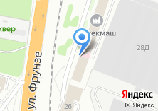 Компания «Знактекс» на карте