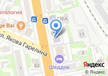 Компания «Ивановский государственный университет» на карте