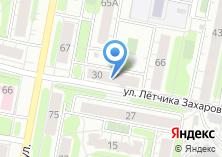 Компания «Тормоз-Авто» на карте