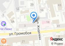 Компания «Нотариус Бабашова О.М» на карте