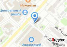 Компания «Шаурма» на карте