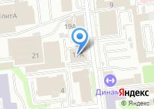 Компания «Газпром Межрегионгаз Иваново» на карте