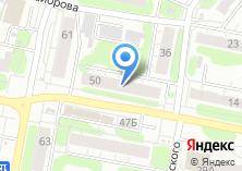 Компания «Яства» на карте