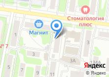 Компания «Городская управляющая организация жилищного хозяйства №2» на карте