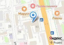 Компания «Lev tolstoy print» на карте
