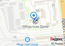 Компания «Комитет по бюджету Ивановской области» на карте