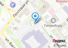Компания «Славянский дом» на карте