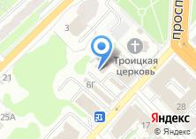 Компания «Фейерверк-мастер» на карте