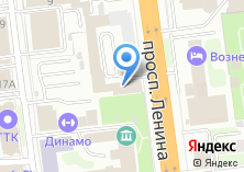 Компания «Управление МВД России по Ивановской области» на карте