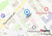 Компания «ГТРК Ивтелерадио» на карте