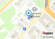 Компания «ДокторВет» на карте