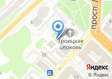 Компания «ЛомбардСтрой» на карте