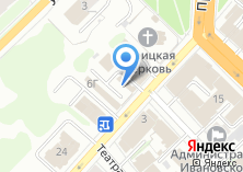 Компания «Магазин компьютеров и оргтехники» на карте