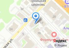 Компания «ГАРАНТ-ПЛЮС» на карте