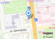 Компания «Прокуратура Ивановской области» на карте
