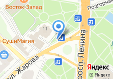 Компания «Строящееся административное здание по ул. Пушкина площадь» на карте