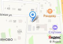 Компания «Тритон» на карте