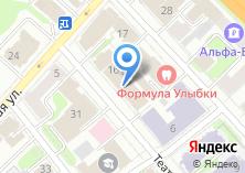 Компания «Отделение пенсионного фонда РФ по Фрунзенскому району г. Иваново и Ивановскому муниципальному району и г. Кохма» на карте