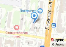 Компания «Трио-мебель» на карте