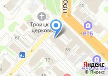 Компания «Ивановский почтамт» на карте