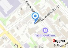 Компания «Центр по профилактике и борьбе со СПИД и инфекционными заболеваниями по Ивановской области» на карте