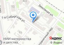 Компания «Нагорная-Текстиль» на карте