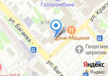 Компания «Стекляшка» на карте