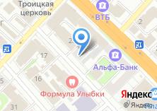 Компания «Мелина» на карте