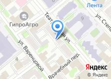 Компания «Нотариус Комкова Е.Н» на карте