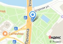 Компания «Вознесенские бани» на карте