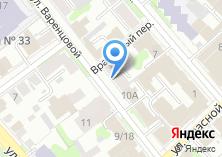 Компания «Замки-центр» на карте