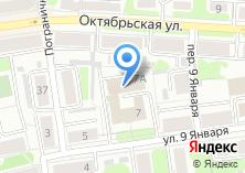 Компания «Техпромкадры» на карте