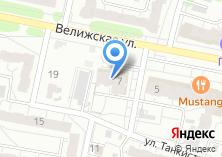 Компания «ДОБРОТА.РУ» на карте