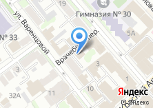 Компания «Прокуратура Фрунзенского района г. Иваново» на карте