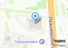 Компания «Ford Центр Иваново» на карте