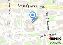 Компания «Аквапласт» на карте